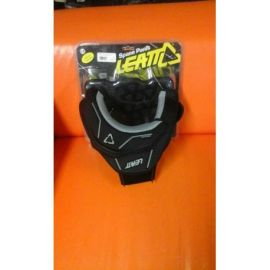 Imbottitura Padding Kit Leatt DBX Comp 4 Tg. Unica Black/Grey
