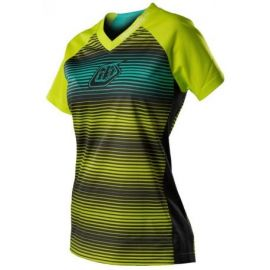 Jersey Troy Lee Designs Skyline Girl Lime