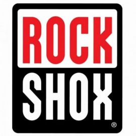 Kit Adesivi Forcella Rock Shox Pike 26 Silver/White 11.4318.003.317