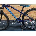 Casco ONeal Backflip Fidlock DH Helmet Evo PINNER Blue XL (61/62cm)