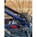 Casco ONeal Backflip Fidlock DH Helmet Evo PINNER Blue XS (53/54 cm)