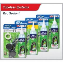 Kit Joe's Tubeless System ECO All Mountain Yellow