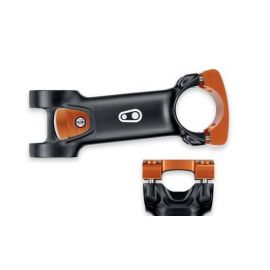Attacco Manubrio Crank Brothers Iodine 2 100mm Orange/Black