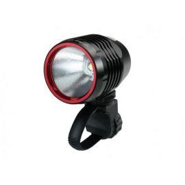 Luce Xeccon Spiker 1206 Red Faro Notturno Bici