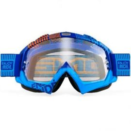 Maschera ONeal B-Flex Goggle ETR Blue/Orange