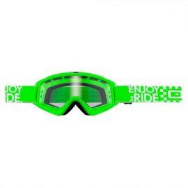 Maschera ONeal B-Zero Goggle Green