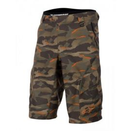 Pantaloni Alpinestars Shorts Manual Military Green