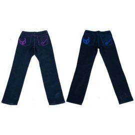 Pantaloni Demon Jeans Plague Blue