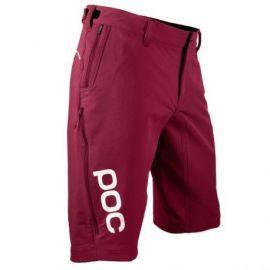 Pantaloni POC Trail Vent Short Solder Red