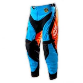 Pantaloni Troy Lee Designs Se Pro Bike Pants Corse Blue/Orange