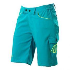 Pantaloni Troy Lee Designs Skyline Shorts Girl Turquoise