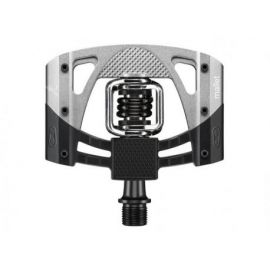 Pedali Crank Brothers Mallet 2 Black/Silver