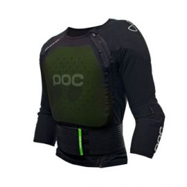 Pettorina POC Spine VPD 2.0 Jacket Black