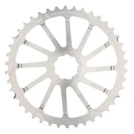 Pignone Wolf Tooth 42T Giant Cog Shimano Argento