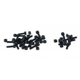 Ricambio Pedali Nuke Proof Screw Pin Set Electron Black