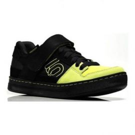 Scarpe 5.10 Five Ten Hellcat Clipless Black and Lime Punch