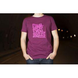 T-Shirt Commencal 100% Cotton Supreme FR Purple