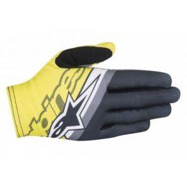 Guanti Alpinestars F-LiteAcid Yellow Black