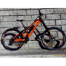 Mondraker Summum 27,5 Black/Orange Tg. M 012