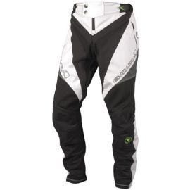 Pantaloni Endura MT500 Burner Pant Black/White 2017
