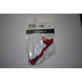 Adattatore Disco Freno 180mm Post Mount NSBDA0001-R Red