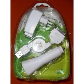 Caricabatterie cellulari e videocamere - Auto e Rete per USB Ipod Gopro 220v e 12v