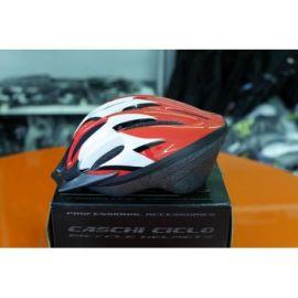 Casco Mountain Bike Bici Gist Rosso