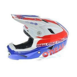 Casco ONeal Airtech AT-1 Fidlock Ultra Lite LE 83 Blue/Red