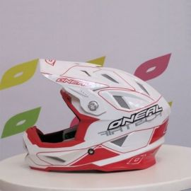 Casco ONeal Airtech White/Red