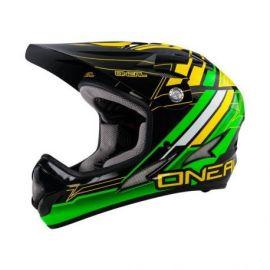 Casco ONeal Backflip Fidlock DH Helmet Evo PINNER Green