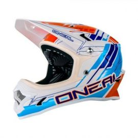 Casco Oneal Backflip Fidlock Helmet RL Pinner Blue2016