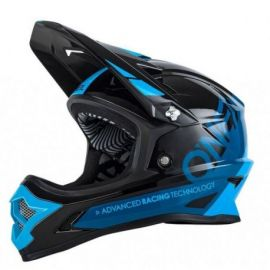 Casco ONeal Backflip RL2 Bungarra Black/Blue 2017
