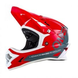 Casco ONeal Backflip RL2 Bungarra Red/Gray 2017