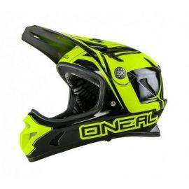 Casco Oneal Fidlock DH Helmet Steel Neon Yellow 2017