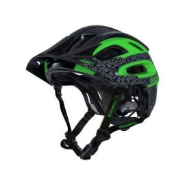 Casco ONeal Orbiter II Helmet Black/Green
