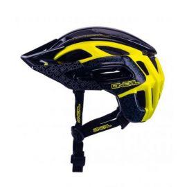 Casco ONeal Orbiter II Helmet Black/Yellow