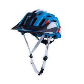 Casco ONeal Q Helmet White/Blue