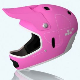 Casco POC Cortex Flow Pink