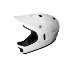 Casco POC Cortex Flow Shiny White