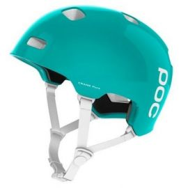 Casco POC Crane Pure Green/White