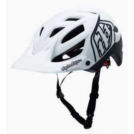 Casco Troy Lee Designs A1 Helmet Drone Matte White