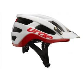 Casco Urge SeriAll White/Red