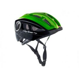 Casco Urge Supacross Black/Green