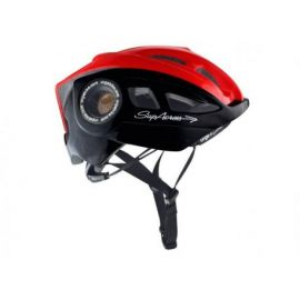 Casco Urge Supacross Black/Red