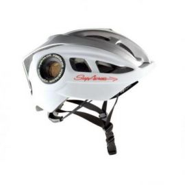 Casco Urge Supacross White/Silver