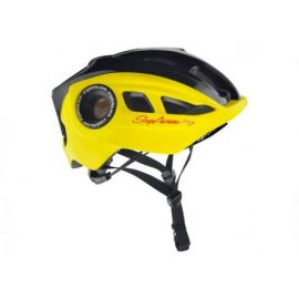 Casco Urge Supacross Yellow/Black
