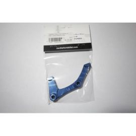 Adattatore Disco Freno 203mm IS Rear  NSBDA0008-BL Blue