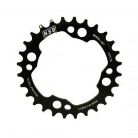 Corona Anticaduta NSB 1X Variable Tooth Chainring 88BCD
