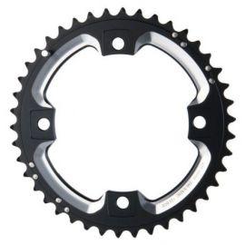 Corona SRAM 2x10 42 Denti X0, X9 per guarniture BB-30 Black (Abbinabile solamente al 42) interasse 120 mm