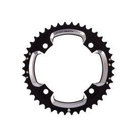 Corona SRAM 2x10 42 Denti X0, X9 per guarniture GXP Black (Abbinabile solamente al 42) interasse 120 mm